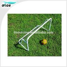 Training and match soccer ball equipments steel soccer goals