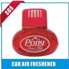 New style paper air freshener for car flower shape air freshener