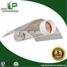cool tube Grow Light reflector of CE,ETL,UL authorized/grow light cool Tube Reflector greenhouses china opal glass lamp shade