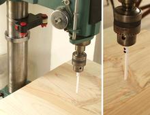 Manual Drill Press Laser