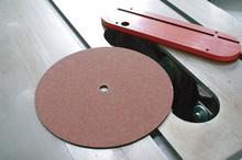 "10"" Table Saw Norton Velcro Round Sanding Disk"
