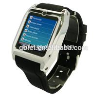 Hidden Camera smart phone watch with bluetooth speaker watch