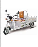 Hot sale truck cargo tricycle made in china