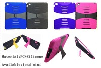 for ipad case , Wholesale high quality stand case for ipad case for ipad mini