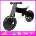 De madera en miniatura de la bicicleta de juguete para los niños, de madera en miniatura de la bicicleta de juguete para los niños w16c051-a1