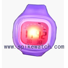 2014 fashion vogue lady's color changing dial watch