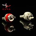 العلامة التجارية الجديدةمصنوع في الصين كابلات rca أنثى ل8mm