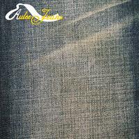 Aufar design your own textiles knit fabric for denim shirt men