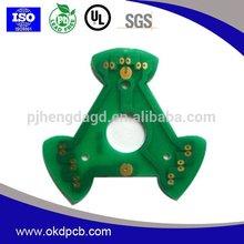 Top grade useful 0.4mm single side pcb manufacturer