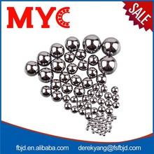 High quality bearing steel ball gun 9mm