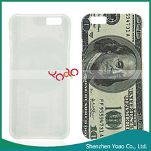Dollar Cover Skin For iPhone 6 ,Wholesale Case For iPhone 6