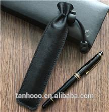 2014 wholesale suede pen bag for student