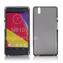 matte design TPU cell phone mobile shell case cover for InFocus M810