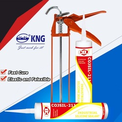 COJSIL-211 electrical silicone sealant/weather resistant silicon/colored silicone sealant