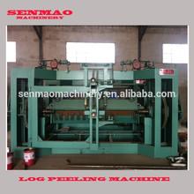 spindle rotary face veneer peeling machine/thin veneer peeling lathe