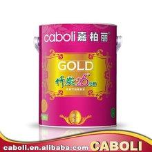 Caboli odorless interior acrylic polymer waterproof coating