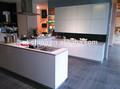 vendas quentes do armário de cozinha pvc bancada pia para venda
