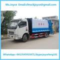 çöp arabası, kullanılan çöp kompaktör kamyon, çöp temizleme aracı