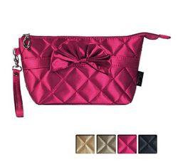 Durable unique box cosmetic bag