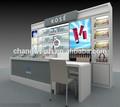 tienda de cosméticos de diseño de interiores y tienda de cosméticos de diseño de interiores