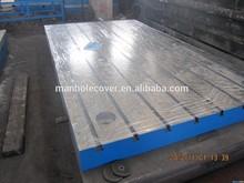 Advanced Skill Furnace Forging Work Table Grey Cast Iron Plate
