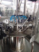 (hot sale) Beer glass bottle filler/bottled beer filling plant