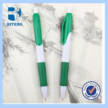 big clip twist-function promotional plastic pen--RTPP0011