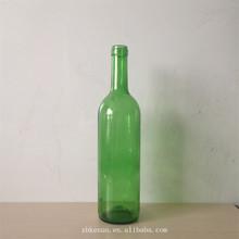 Boş, benzersiz ve ucuz şarap şişeleri toptan