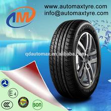 Shandong pneus de carro carro exportação dubai