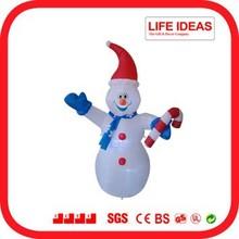 inflatable snowman 2014 new Christmas decoration 4 feet