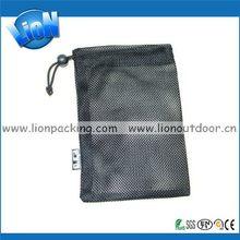 Bottom price most popular mesh basketball pouchs