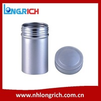 Good Quality Custom Silver Oxidation Aluminum Can For Packing