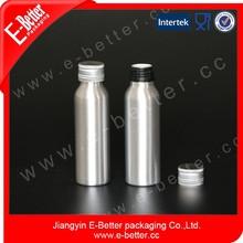 250ml luxury aluminum tamper-proof cap alcoholic beverages bottles