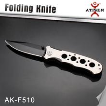 Hot Sale Black Coating Best Pocket Knife