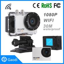 1080P waterproof digital video action sport camcorder underwater camera with wifi function