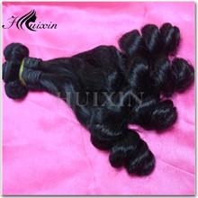 Wholesale 7A Grade 100%Unprocessed Virgin Human Peruvian Hair Aunty Funmi Hair