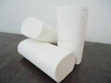 100% virgin pulp coreless toilet paper