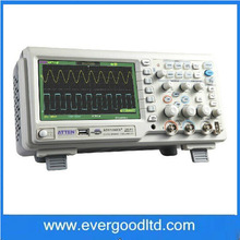 "Professional 7"" LCD Display 500Msa/s Sampling Rate 2Channels ATTEN ADS1202CL+ 200MHz Digital Oscilloscope"