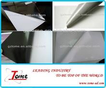 Permanent glue self adhesive vinyl 100mic 120g liner