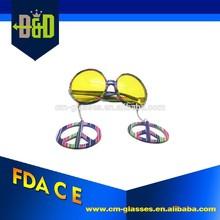 fashion design Ornament party sunglasses