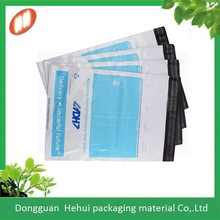 light weigh ldpe expressage pouch for clothing