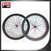 super light 50mm bicycle wheelset 700c clincher carbon bike wheel carbon wheel cheap