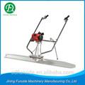 De mano de hormigón soleras de nivelación del piso de la máquina( alimenta- 35)