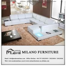 2014 popular lounge sofa design G1010