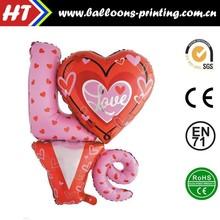 "[HOT] 36"" Super LOVE Foil Balloons Decor Wedding&Party Helium Balloons"