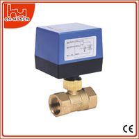 mini electric water flow valve switch
