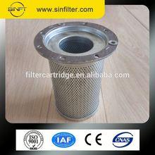 Sinfilter-455 High filtration efficiency replacement hydraulic oil filter fiberglass cartridges parker 936710q