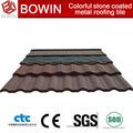 Rodada selo/telha de telhado/telhado de ardósia azulejo