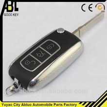 2014 Auto smart transponder car key for Audi self-modified key