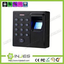 Low Price Mini USB port 500 Fingerprint capacity Standalone Fingerprint and Password access controller